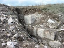 Digging at Lystra