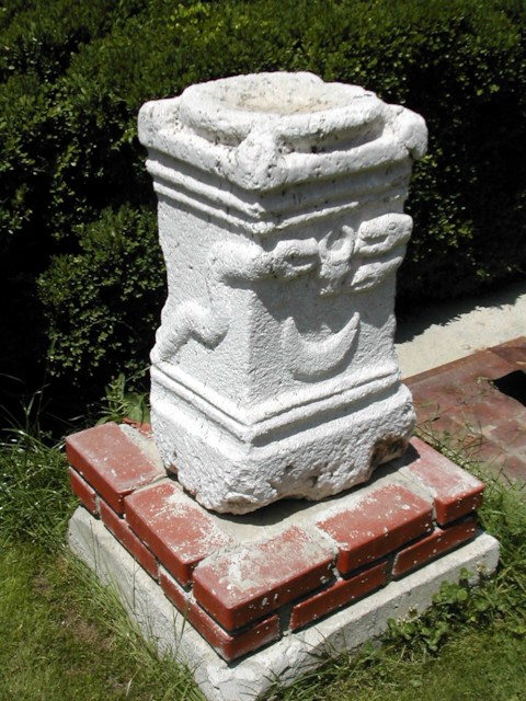 Incense Altar