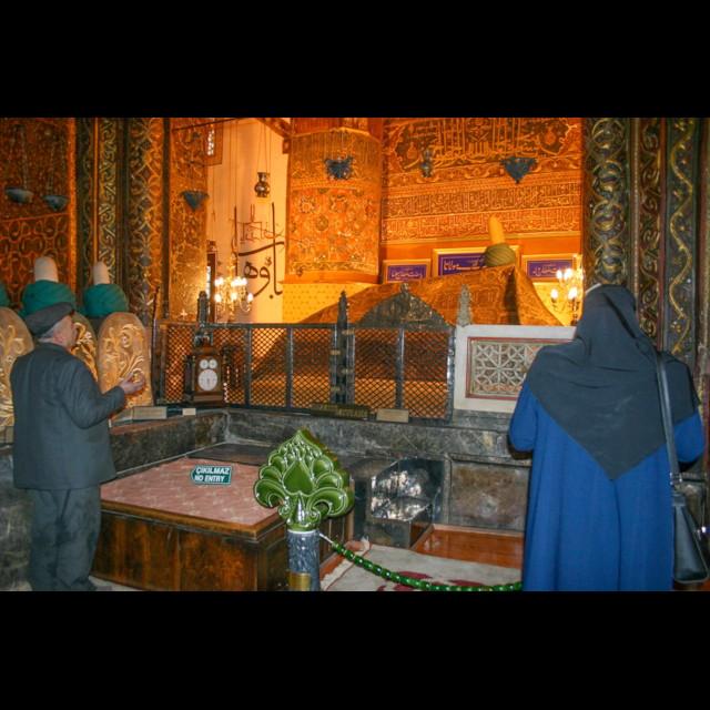 Mevlana Cenotaph 1