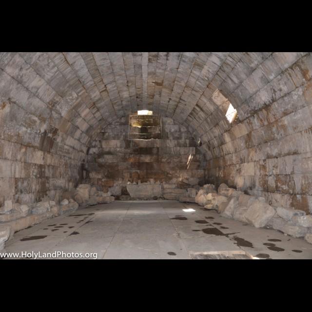 Temple of Zeus Cellar