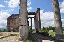 Temple of Zeus Interior 2