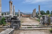 Byzantine Church Temple of Aphrodite