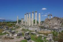 Byzantine Church Temple of Aphrodite 2