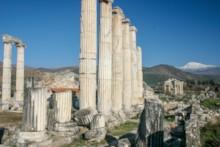 Temple of Aphrodite and Tetrapylon