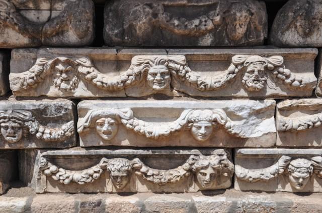 South Agora Frieze Detail
