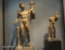 Satyr and Dionysus