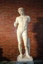 Victorious Athlete Sculpture
