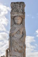 Hercules Gate Detail