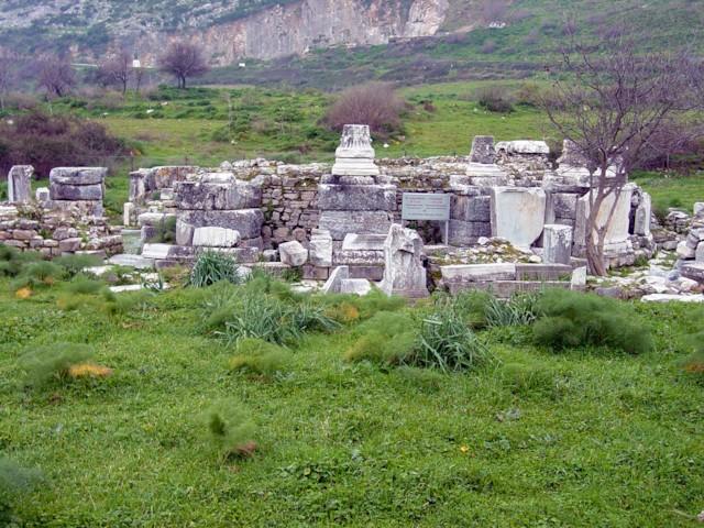 Tomb of Luke