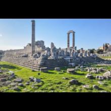Apollo Temple Overview