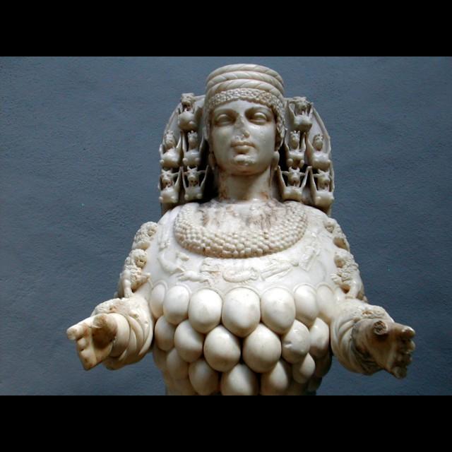 Beautiful Artemis Bust