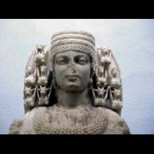 Beautiful Artemis Head
