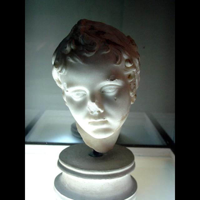Head of Eros