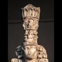 Great Artemis Head and Crown