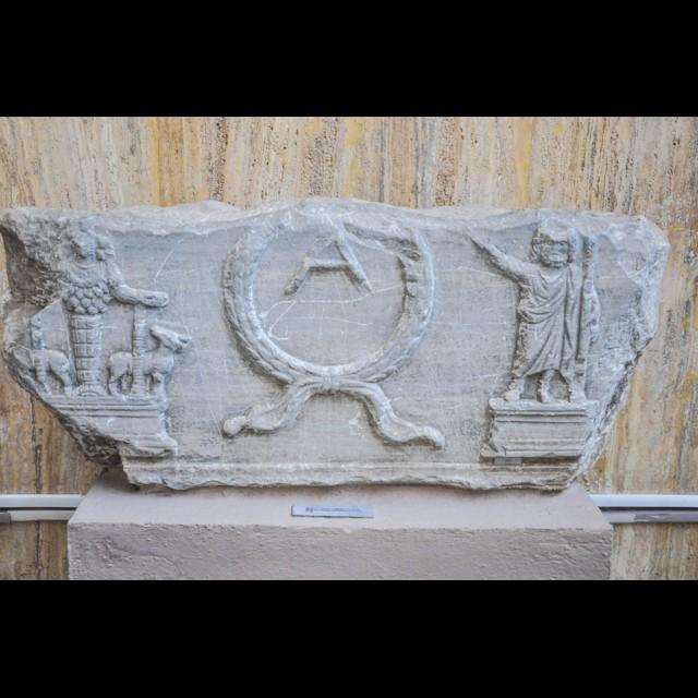Artemis and Serapis