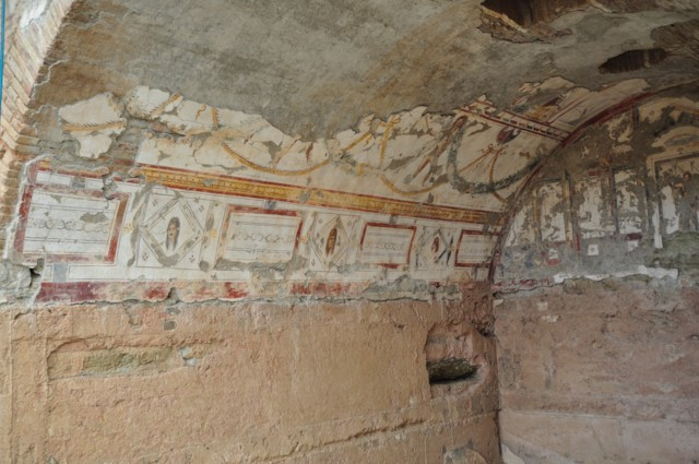 TH6  Reception Hall Fresco 1