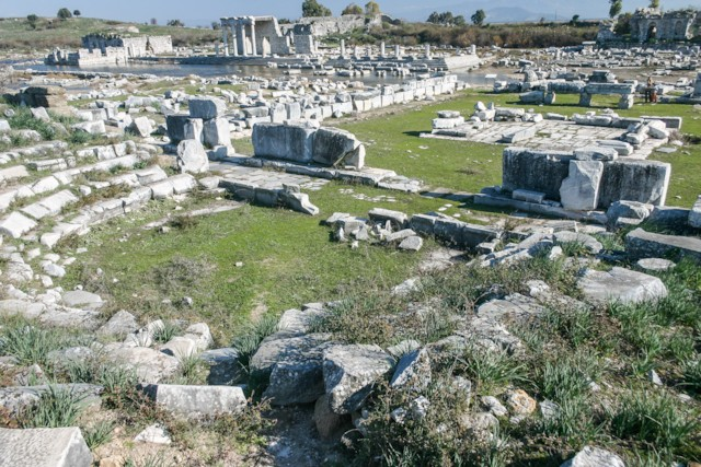 Odeum - Bouleuterion 1