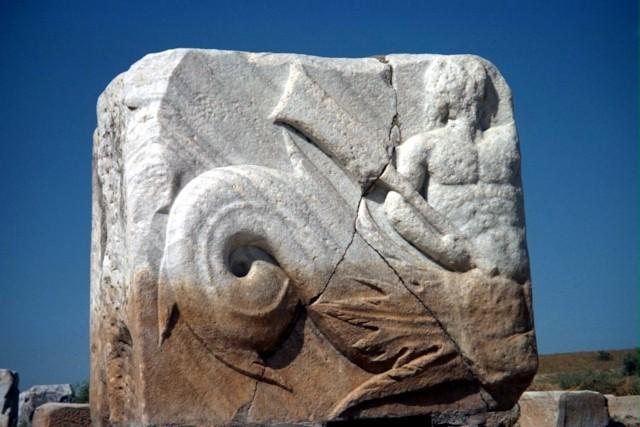 Roman Monument Triton