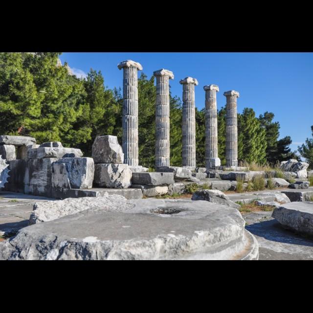 Athena Temple 2
