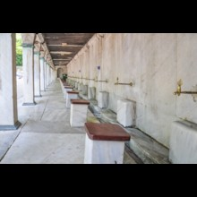 Ablution Fountains