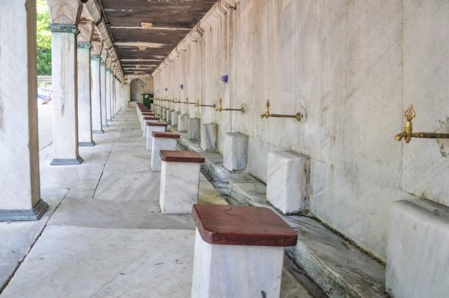 Ablution Fountains