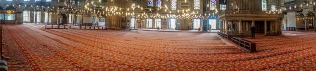 Interior Panorama