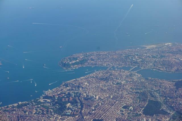 Golden Horn meets Bosporus