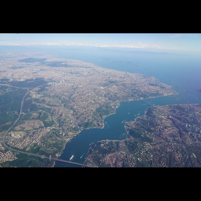 Bosporus and Sea of Marmara
