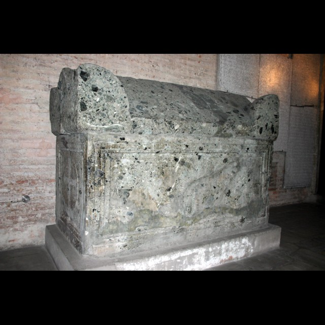 Byzantine Sarcophagus
