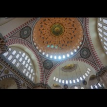 Suleiman Mosque Dome