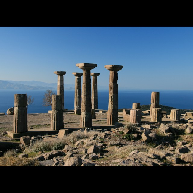 Assos Temple of Athena