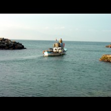Harbor Entrance