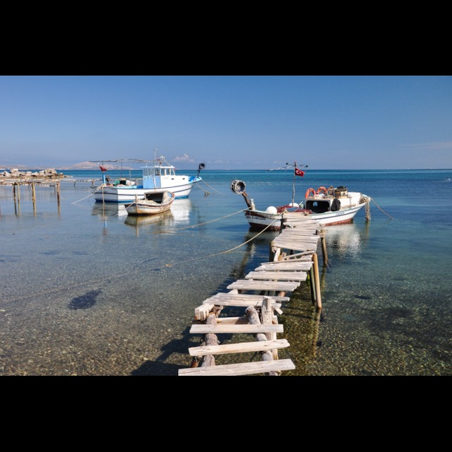 Port at Dalyan