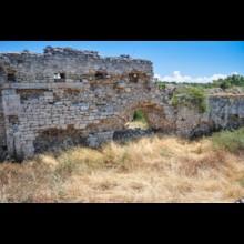 Basilica Wall 1