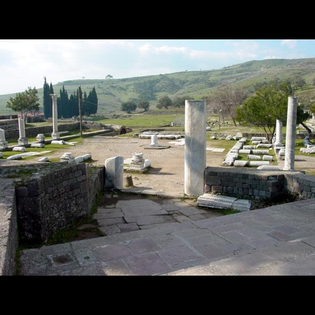 Propylon (Entrance)