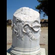 Altar in Propylon