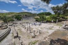 Propylon Courtyard