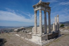 Temple of Trajan (Corner)