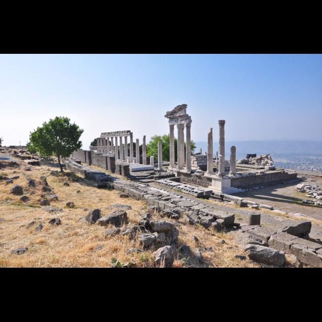 Temple of Trajan 5