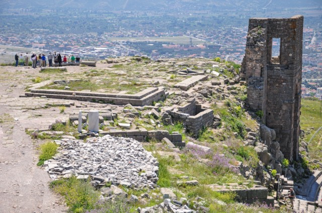 Athena Temple Foundations 1