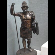 Warrior (Pericles Figurine)