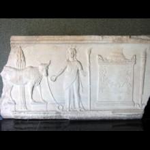 Relief of Demeter