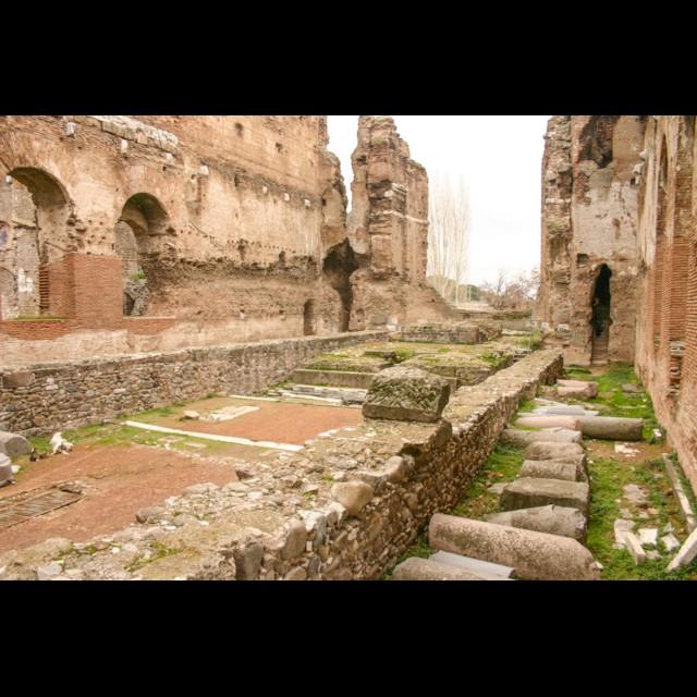 Red Basilica: Interior 1