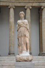 Athena of the Library
