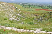 Theater and Hierapolis