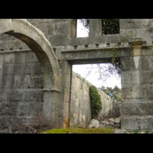 Granary Entrance