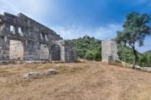 Granary and Synagogue