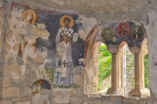 Chapel and Fresco 1
