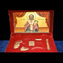 Relics of St. Nicholas