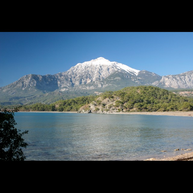 Taurus Mountains